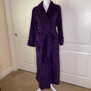 Charter Club Intimates Cozy Bath Robe Medium